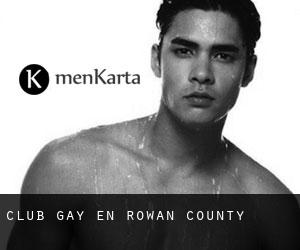 Club Gay en Rowan County