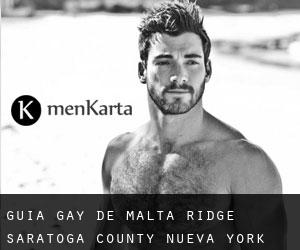 Guía Gay de Malta Ridge (Saratoga County, Nueva York)